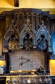 Old World Kitchen Cabinets by 9 Best Gothic Kitchen Images On Pinterest Gothic Kitchen Dream