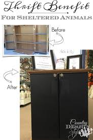 craft cabinet country design style