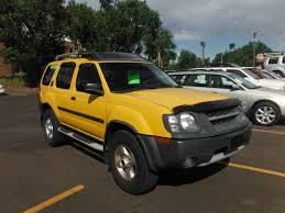 yellow subaru baja buy 2003 nissan xterra colorado springs co sabaru motor imports