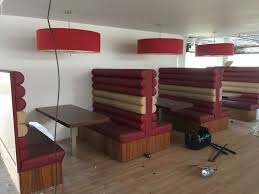Banquette Seating Fixed Bench Fixed Secondhand Chairs And Tables Pub And Bar Furniture Fixed Booth