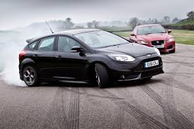 ford focus st 3 focus st drift great at top gear series 18 episode 3