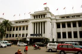 Bank Mandiri Bank Mandiri Museum Tapas25bnb Cheap Jakarta Bnb Budget Hotel At