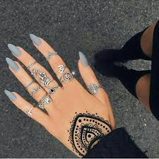 best 25 cute almond nails ideas on pinterest stiletto nails