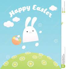 bunny basket eggs happy easter bunny basket eggs stock vector image 90340513