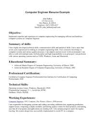 Sample Resume Masters Degree by Software Skills For Resume Resume For Your Job Application