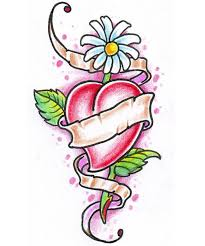 flower tattoo designs the body is a canvas