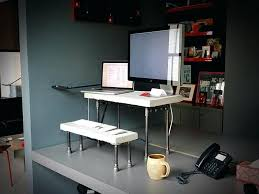 Adjustable Standing Desk Diy Standing Desk Zle