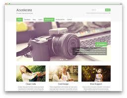 cara membuat album foto di blog wordpress 32 free wordpress themes for effective content marketing
