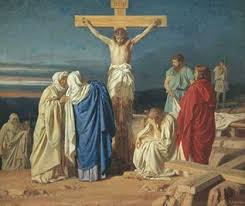 the fifth prayer to the sorrowful jesus dies on the cross