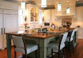 cuisine avec ilot central et table ilot cuisine table meuble de cuisine avec table integree ilot