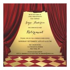 retirement party invitations retirement party invitations by vis