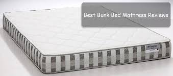 Mattress Bunk Bed Best Bunk Bed Mattress Reviews Best Mattress For Bunk Beds In 2018