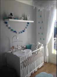 idée deco chambre bébé decoration chambre bebe garcon bleu visuel 8 chic idée déco chambre
