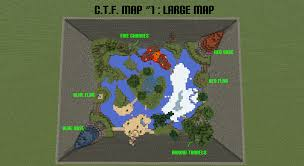 Games Like Capture The Flag Capture The Flag Map 1 Minecraft Project