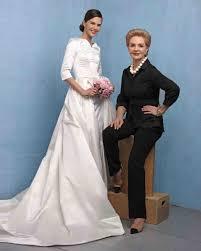 iconic wedding dress designers martha stewart weddings