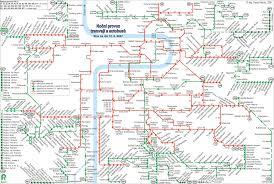 Metro Bus Map by Prague Maps Transport Damyan Tours And Excursions In Prague
