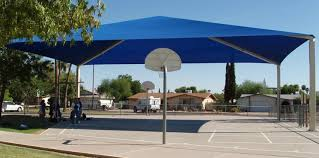 Build A Basketball Court In Backyard Outdoor Basketball Court Shade Shade N Net