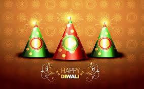 happy diwali indian festival of lights wallpaper