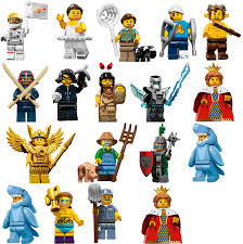 Shop At Home by Lego Series 15 Is Now Available On The Lego Shop At Home Site