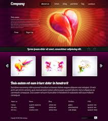 templates for website design black style website templates design vector 01 vector web design