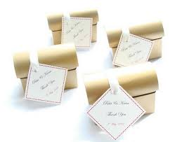Treasure Chest Favors by 40 Creative Diy Favor Boxes Hative
