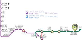 Taipei Mrt Map Location You Can Experience The Taiwanese Culture And Explore Taipei