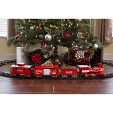 lionel trains coca cola g gauge ready to run set walmart com