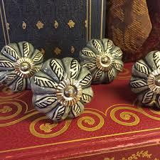 black ceramic cabinet knobs grey black pumpkin knobs decorative pull knob craft supply