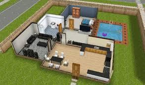 Sims Freeplay House Floor Plans Sims Freeplay House Ideas