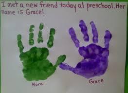 crafts for preschoolers august 2011