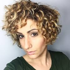 high nape permed haircut 50 most delightful short wavy hairstyles
