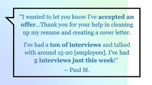Resume And Interview Coaching Professional Progressions Consulting Resumes Cover Letters
