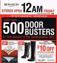 bon ton black friday 2017