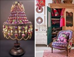 Pink Gypsy Chandelier Beaded Chandelier Lamp Shades Foter