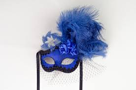 feather mask ca macana feather mask