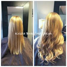 chicago hair extensions strawberry ombré hair extensions before after chicago