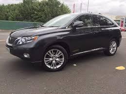lexus rx for sale devon lexus rx 450h 3 5 se l station wagon cvt 5dr full service