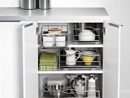 kitchen sink cabinet caddy review simplehuman pull out cabinet organizers eliminate