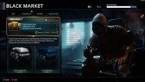 ps4 bo3 bundle target black friday deal new u0027triple play u0027 bundle available in black ops 3 u0027s black market