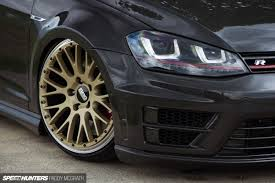 volkswagen polo headlights modified a carbon covered u0026 static dropped golf gti speedhunters