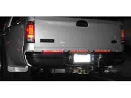 chevy silverado 1500 tailgate light bars u0026 tailgate lights