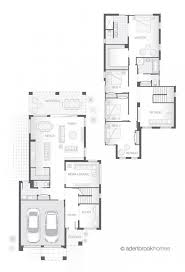 modern house floor plan modern floor plan and second two story house plans townhouse