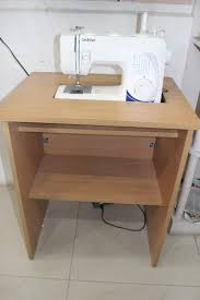 fold away sewing machine table sewing machine table at rs 3100 set s arumbakkam chennai id
