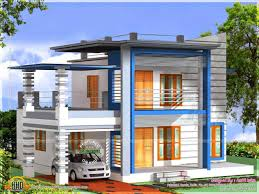 front elevation design indian house designs double floor small modern plans one best