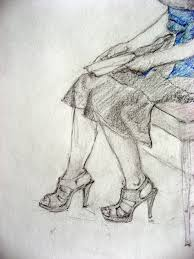 heart touching pic pencil drawing heart touching images of couple