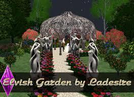 ladesire u0027s creative corner elvish garden by ladesire