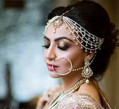beautiful nose rings images Beautiful nose rings that can add charm to your bridal look jpg
