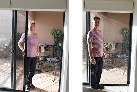 Patio Door Insect Screen Sliding Or Stacker Doors Retractable Insect Screens Retractable
