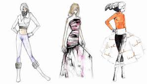 simple fashion styleator with pictures of different fashion styles