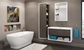 vanité chambre de bain projects archimed studio